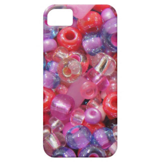 Pink pearls iPhone 5 cover