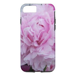 Pink Peonies Flower iPhone 7 case