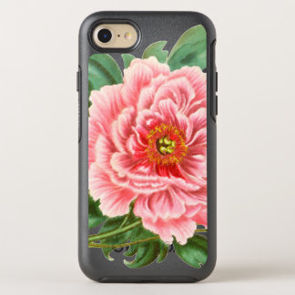 Pink Peonies OtterBox Symmetry iPhone 8/7 Case