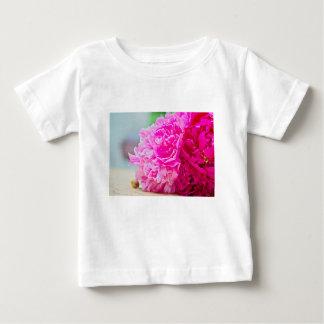 Pink peony beauty baby T-Shirt