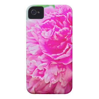 Pink peony beauty Case-Mate iPhone 4 case