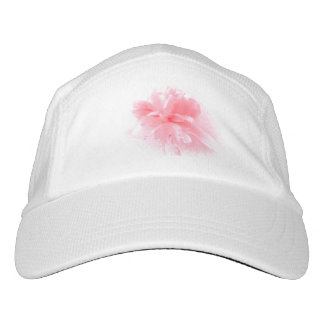 Pink Peony Flower Cap