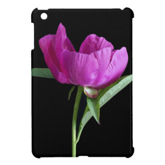 pink-peony iPad mini cover