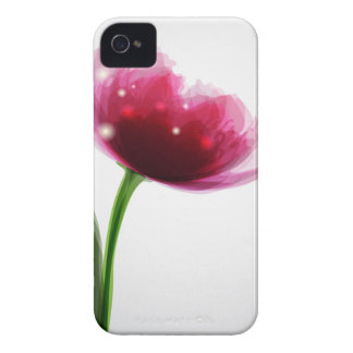 Pink Peony iPhone4 Case-mate Case