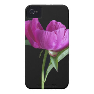pink-peony iPhone 4 Case-Mate case