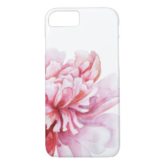 Pink Peony iPhone 8/7 Case