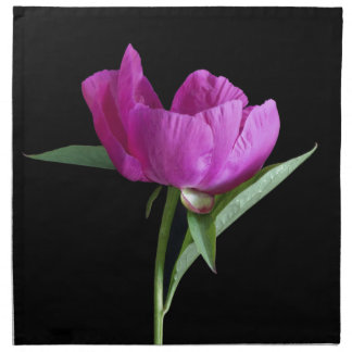 pink-peony napkin