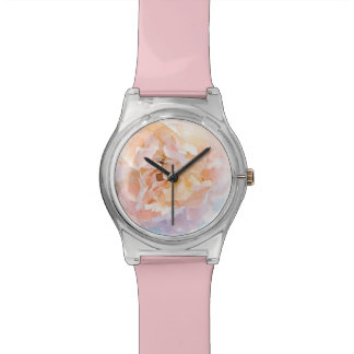 Pink Peony Watch