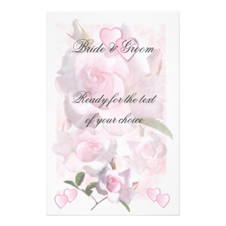 Pink Perfection ~ Wedding Stationary Personalized Stationery