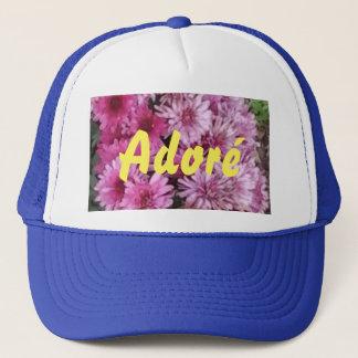 Pink Petals Adoré Trucker Hat
