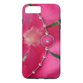 Pink Petals and Pearls iPhone 7 Plus Case