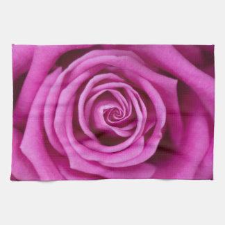 Pink Petals Kitchen Towel