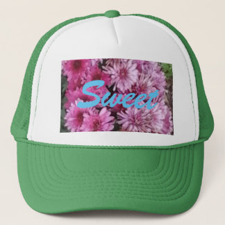 Pink Petals Trucker Hat