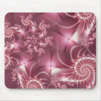 Pink Petticoats Mouse Pad