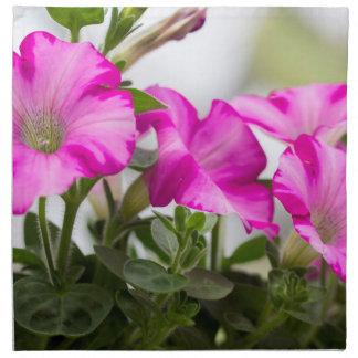 Pink Petunia Passion Napkin