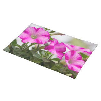Pink Petunia Passion Placemat