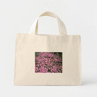 Pink Petunias bag