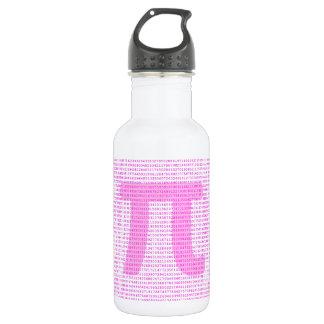 Pink PI 3.14 - science design 532 Ml Water Bottle