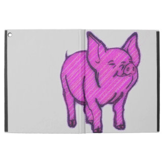 "Pink Pig iPad Pro 12.9"" Case"