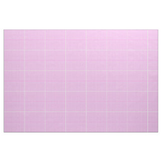 Pink-Pima-French-Plaid-Baby-Floral-Classic Fabric