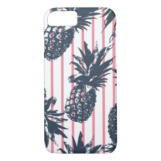 Pink Pineapple iPhone 7 case