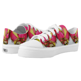 Pink Pitaya Low-Top Sneakers