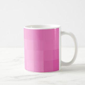 Pink Pixel Mug