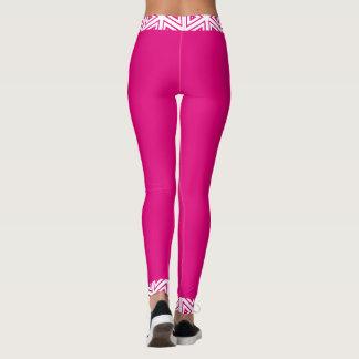 Pink Pizzazz 4Marla Leggings