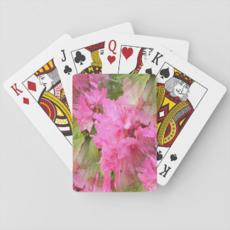 Pink... Playing Cards