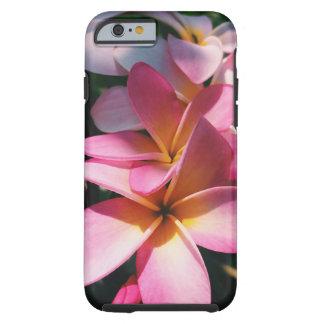 Pink Plumerias (iPhone 6/6s Case) Tough iPhone 6 Case