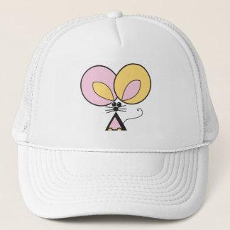 Pink Pocket Mouse Trucker Hat