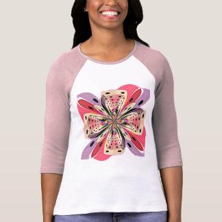Pink Polka Dot Bow Shirt