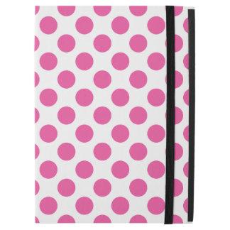 "Pink Polka Dots iPad Pro 12.9"" Case"