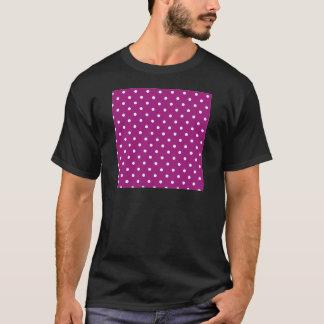 Pink Polka-dots T-Shirt