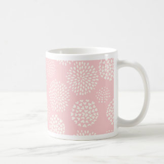 Pink Pom Poms Coffee Mug