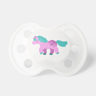 Pink Pony Pacifier
