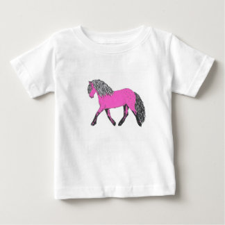 Pink pony tee shirt
