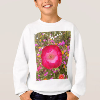 Pink Poppy Sweatshirt