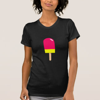 Pink Popsicle Drawing T-Shirt