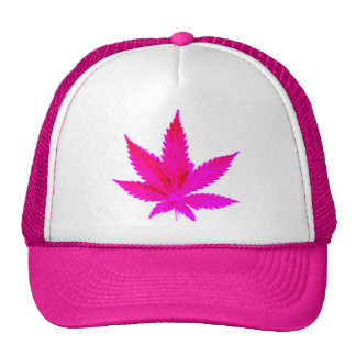 Pink Pot Trucker Hat