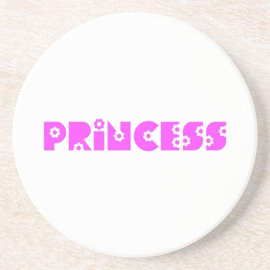 Pink Princess Coaster