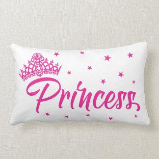 Pink Princess cushion with gorgeous tiara, stars
