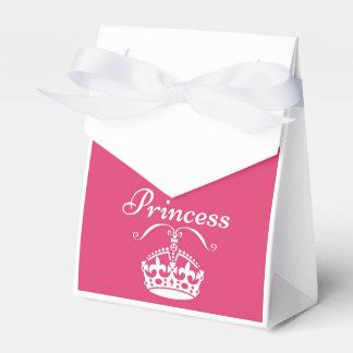 Pink Princess Party Favor Gift Bags Favor Box