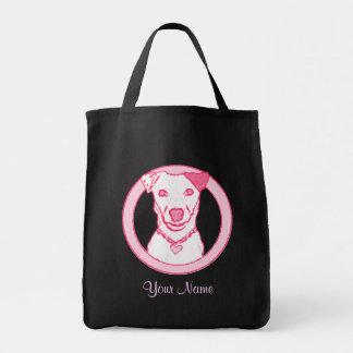 Pink Puppy Bag