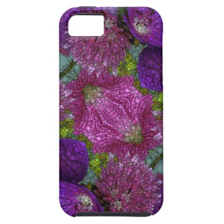 Pink Purple Abstract iPhone 5 Cover