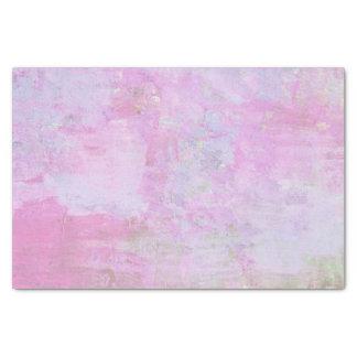 Pink Purple and Blue Grunge Texture Tissue Paper