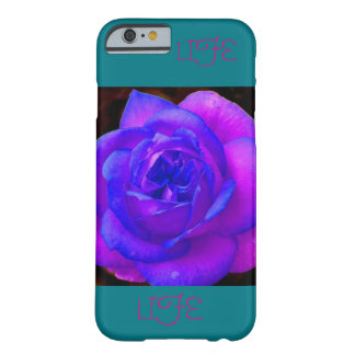 Pink/Purple Flower Iphone 6s phone case