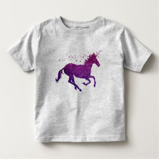 Pink & Purple Unicorn Sparkle Top
