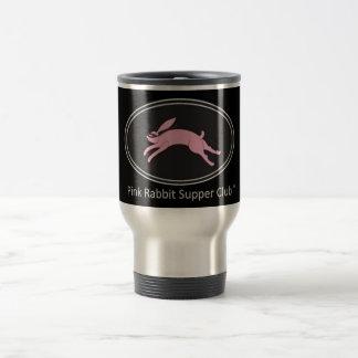 Pink Rabbit Supper Club Travel/Commuter Mug
