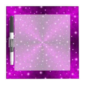Pink Rainbow in Elephant Skin Leather Optics Dry-Erase Boards